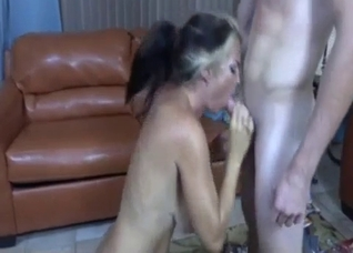 Stepmother with giant tits cheat on her hubby